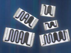 Resistencias estables en formato flip chip