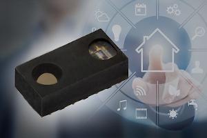 Sensores de proximidad para aplicaciones de consumo e industriales