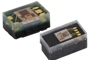 Sensores de color con interfaz I²C