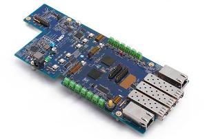 Switch Ethernet para el sector del automóvil