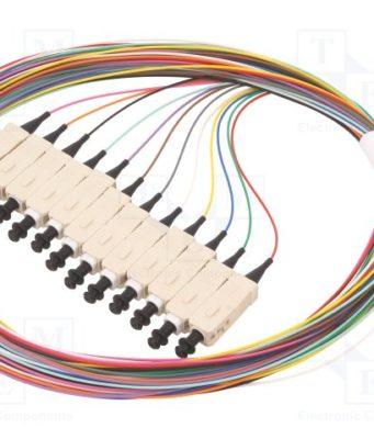 Patchcords y pigtails de fibra óptica