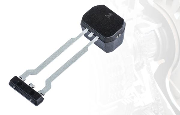 Sensor de velocidad retro-polarizado