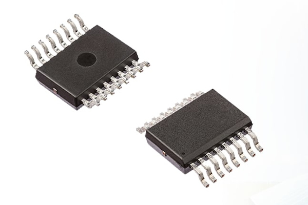 Sensores con encapsulado personalizado SOIC16W
