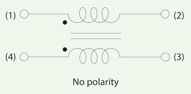 Circuito de un choque de modo común básico