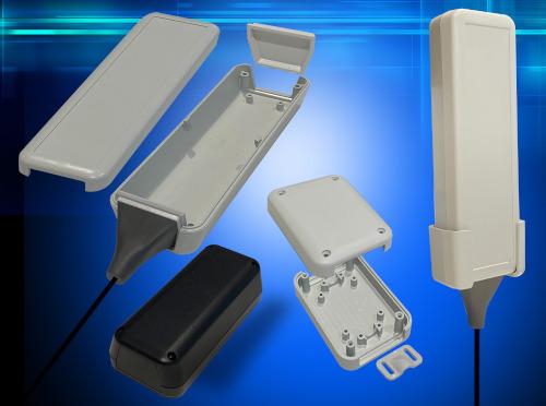 Cajas portátiles funcionales para equipos electrónicos