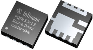 MOSFET de potencia con nuevo encapsulado
