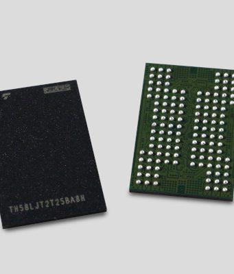 Memorias BiCS FLASH 3D de quinta generación
