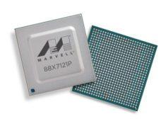 Transceptor PHY MACsec de 400gbE dual con registro de tiempo