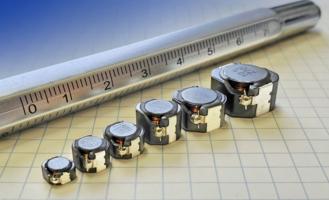 Inductores de potencia SMD de alta temperatura