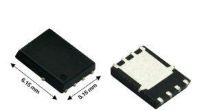 MOSFET de potencia de 80 V en encapsulado SO-8 PowerPAK