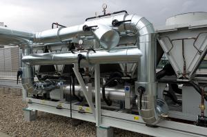 Sistemas de climatización industrial