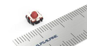 Interruptor compacto para el sector del automóvil
