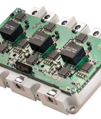Módulos de potencia inteligente MOSFET