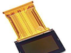 Microdisplays OLED de alta resolución