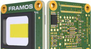 Módulos con sensor de imagen de alta sensibilidad