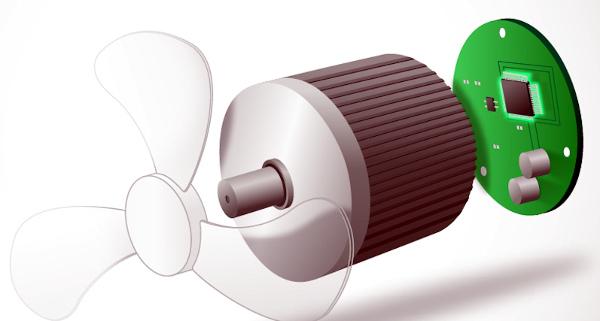 MCUs para motores sin escobillas