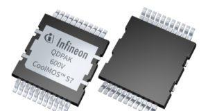 MOSFET de superunión a 600 V