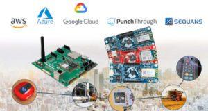 MCUs y MPUs embebidos para IoT