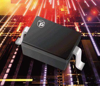 Arrays TVS con protección ESD