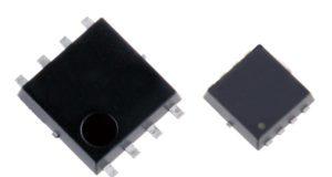 MOSFET de canal-N para potencia a 80 V