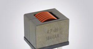 Inductor IHDM para uso automotriz