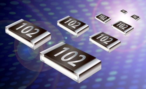 Resistencias chip de película gruesa AEC-Q200
