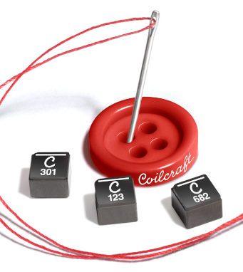 Inductores moldeados de potencia para alto rendimiento