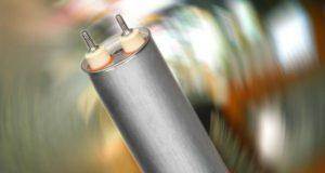 Condensadores con filtros de armónicos
