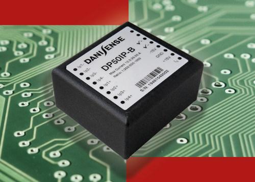 Transductor de corriente para PCB