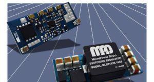 Reguladores SMT de conmutación para montaje en superficie