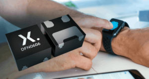 MOSFET ultradelgados con mínima RDS(on)