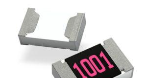 Resistencias chip de elevada precisión y baja TCR