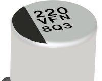 Condensadores electrolíticos con baja ESR