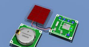 Kit de sensor ambiental para desarrollo IoT