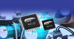MCU de 32 bits para control de inversor en motores