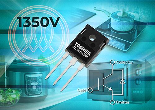 IGBT de 1350 V para electrodomésticos