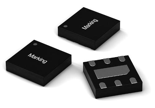 Circuito integrado con sensor de temperatura