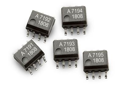 Sensores lineales de corriente con efecto Hall