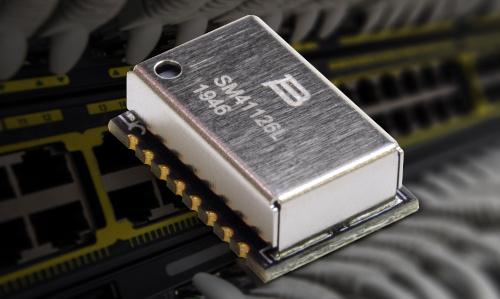 Transformador en chip para LAN 10/100 Base-T