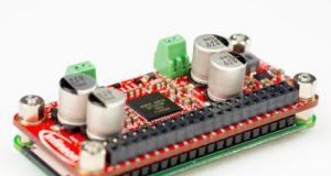 Amplificador de audio HAT para Raspberry Pi