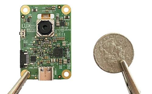 Módulo compacto para visión por computadora