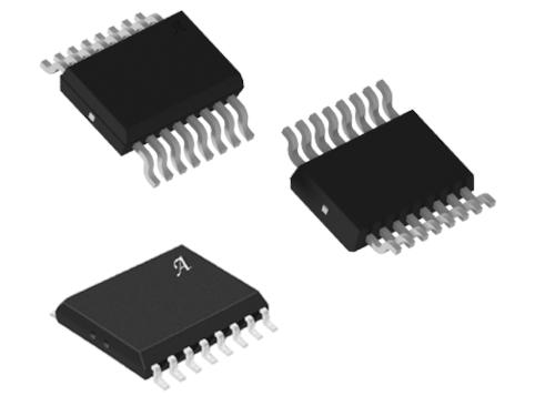 Sensor preciso de corriente con aislamiento de 5 kV a 400 kHz