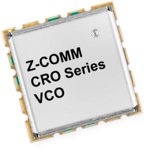 VCO de doble CRO a 4,55 GHz con mínimo ruido de fase