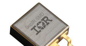 Encapsulados SupIR-SMD para MOSFET