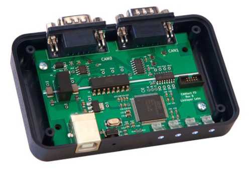 Transformador USB a CAN