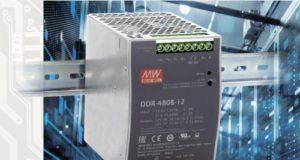Convertidor para carril DIN CC/CC sin ventilador