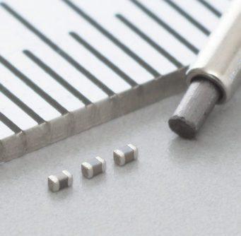 Condensadores cerámicos multicapa de 1 μF