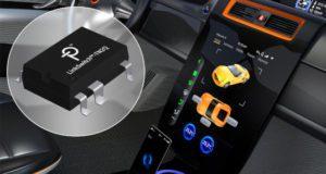 Circuito integrado para cambio de voltaje en la industria automotriz