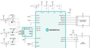 Sensor óptico con doble fotodetector para weareables