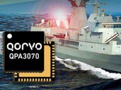Amplificador de potencia GaN de 150 W para radares de banda S